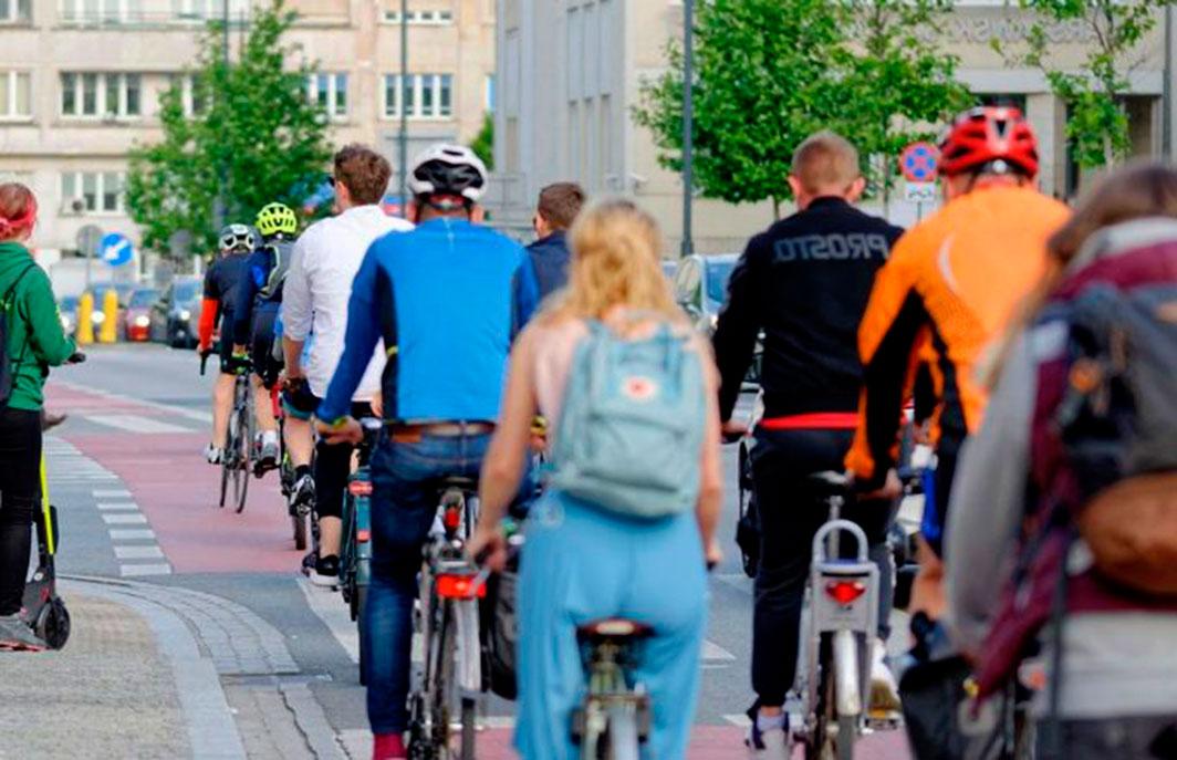 en bici evitamos el contagio