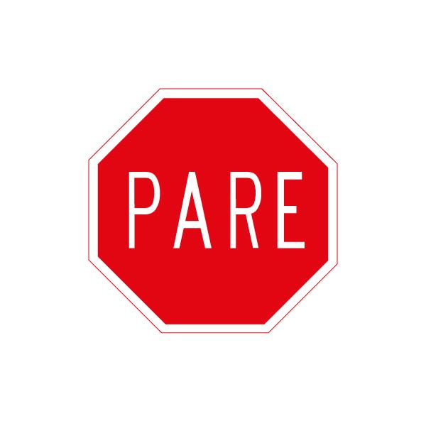 pare-señalización reglamentaria ciclistas