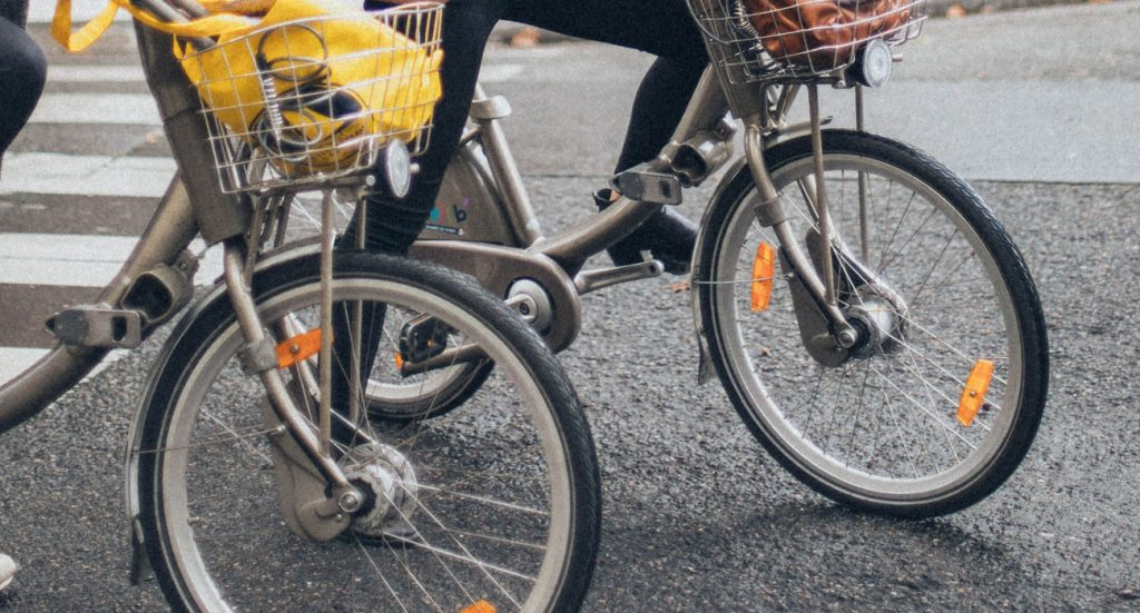 señales preventivas ciclistas
