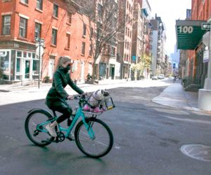 bicicleta movilidad covid 19